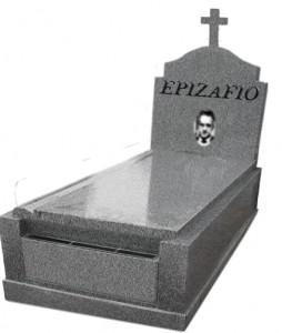 Viñeta lápida