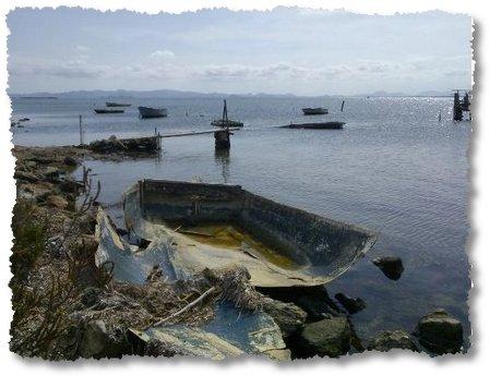 Abandonos y naufragios